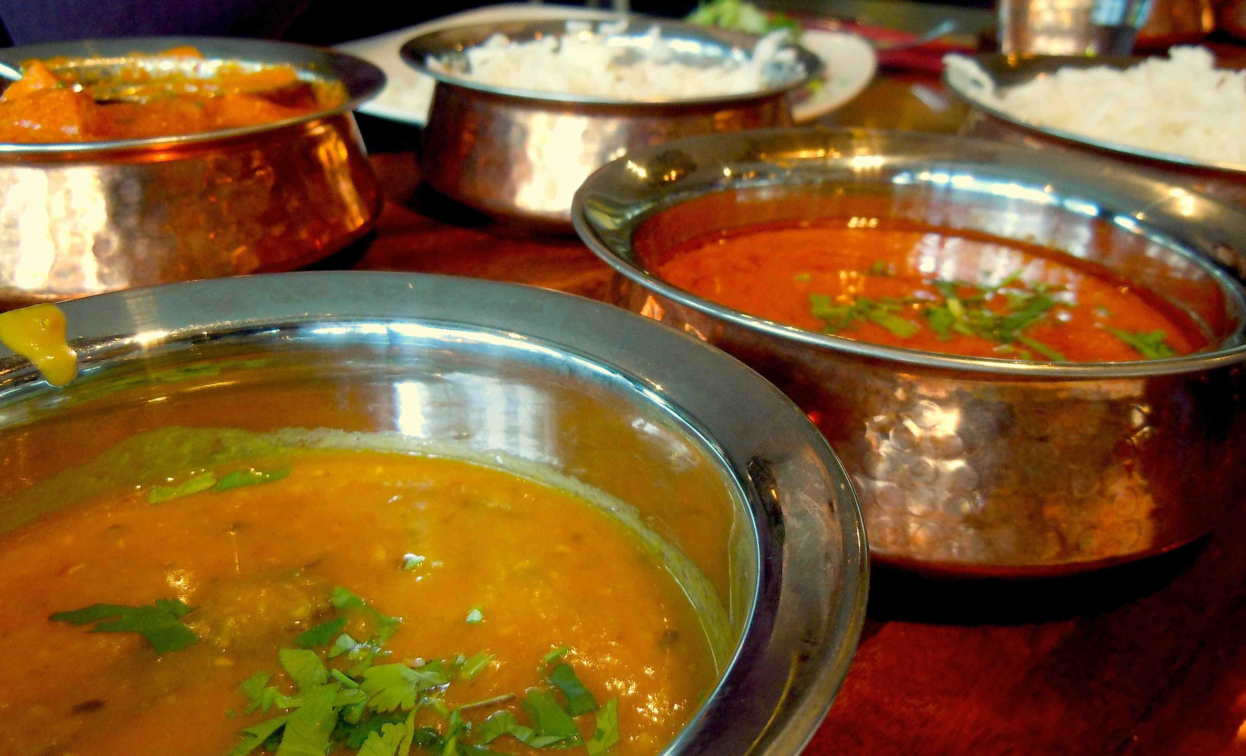 Restaurant review indian garden your living city for Indian city restaurant