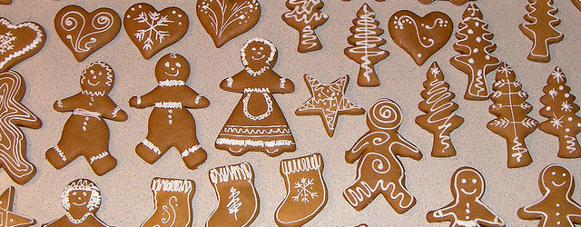 Recipe Of The Week Christmas The King S Gingerbread Biscuits