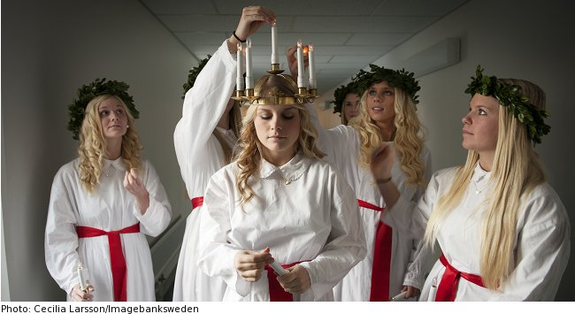 Swedish traditions | Lucia | Your Living City