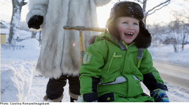 Parenting +46: Dressing kids for Swedish winters | Your ...